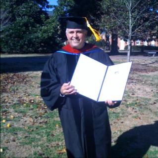 Shd with diploma
