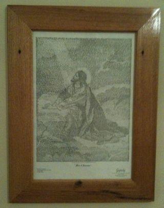 Jesus and frameps