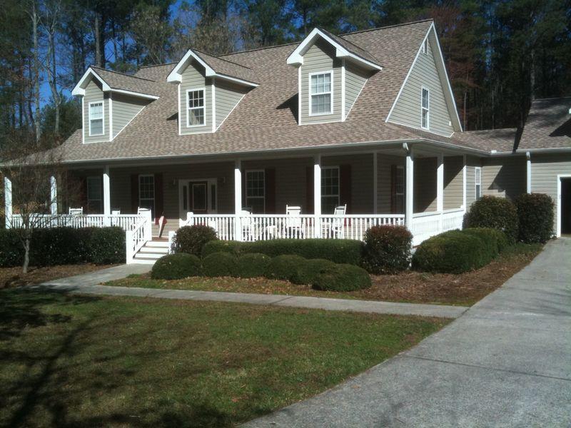 House w bushs