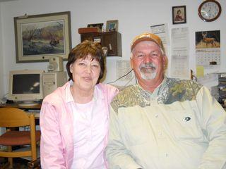Rick and Sharon