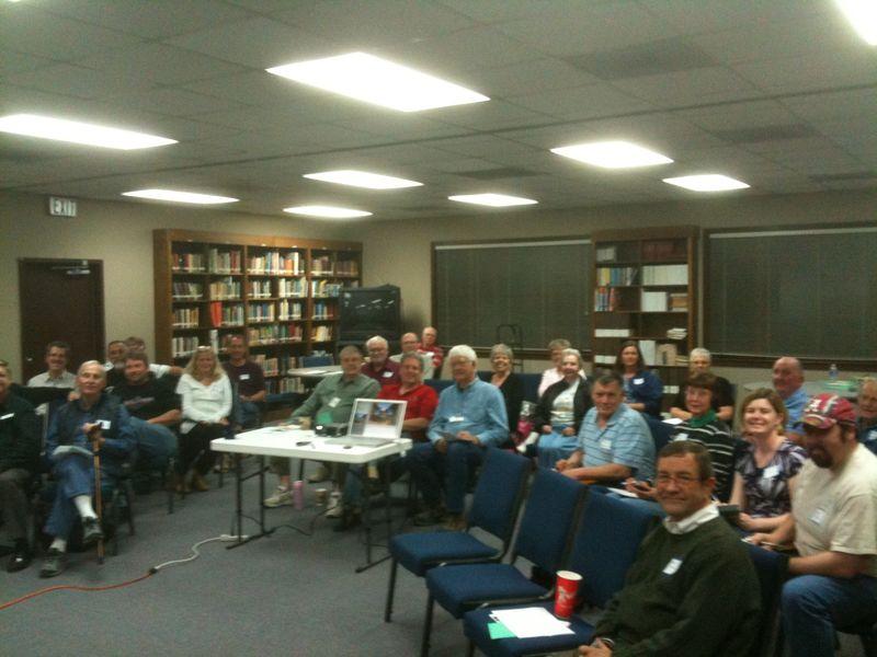 BFC Team meeting 2011