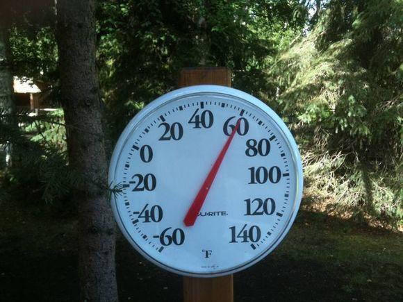 Warm  Today?