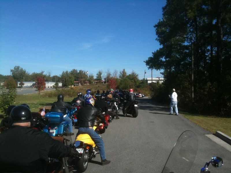 Fallen Officer Ride Oct 2011