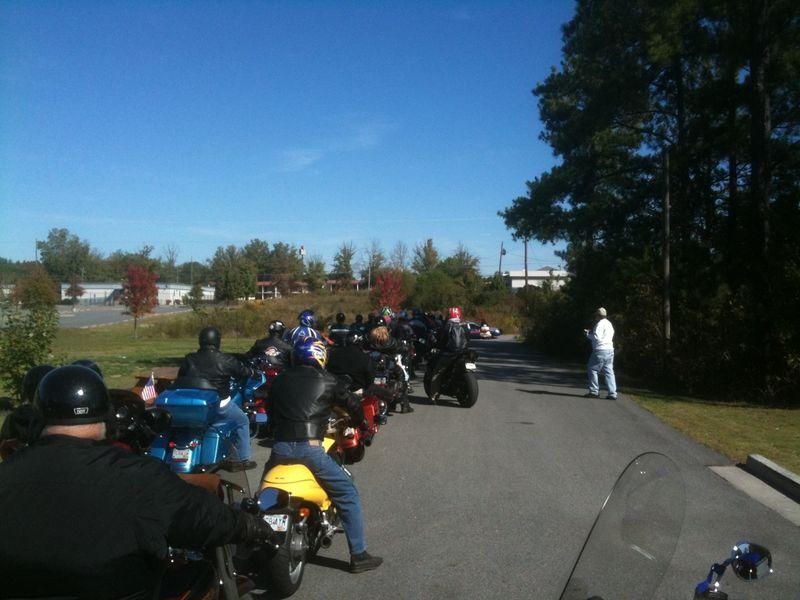 Fallen Officer Ride Oct 2011