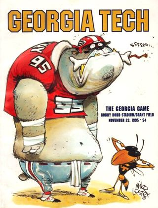 1995 UGA vs Ga Tech