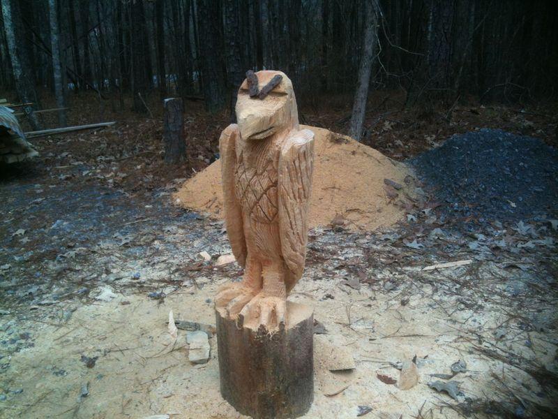 Eagle - for Vera