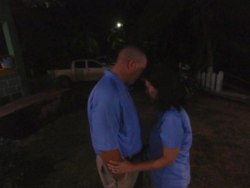 Gene and Krista Pray
