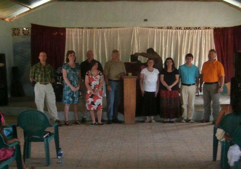 Team of Ten Singing