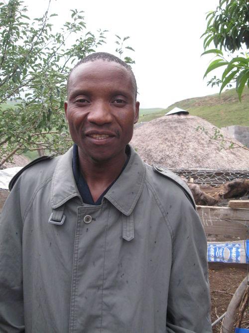 A Basotho Pastor
