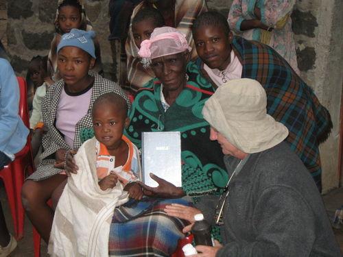 Babs Dial presents a Bible
